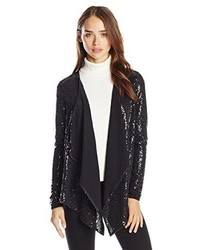 Kensie Sequin Jacket