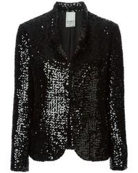 Nina Ricci Vintage Sequined Blazer