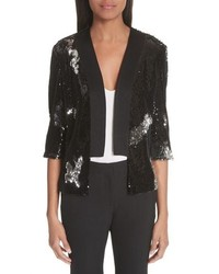 Galvan Salar Sequin Jacket