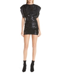 IRO Miracle Sequin Minidress