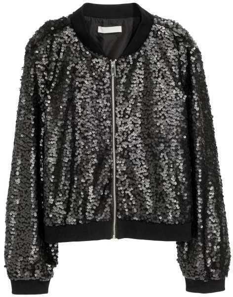 h&m bomber jacket ladies