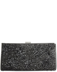 Adrianna Papell Norah 3d Sequined Small Frame Clutch