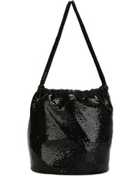 Paco Rabanne Small Sequined Handbag