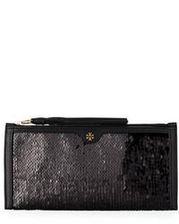 Sequin tassel wristlet clutch bag medium 3679564