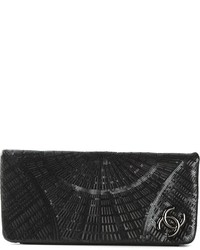 Sequined clutch medium 179866