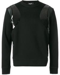 DSQUARED2 Sequin Detail Sweatshirt