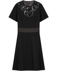 Marc by Marc Jacobs Dress With Sequin Embellisht