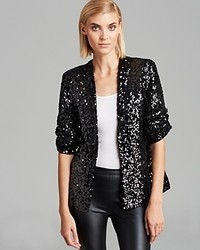 French Connection Jacket Spectacular Sequin