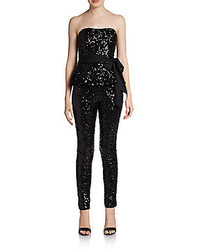 Women s Black Sequin Jumpsuits by French Connection   Women s Fashion 038f4b9c8a