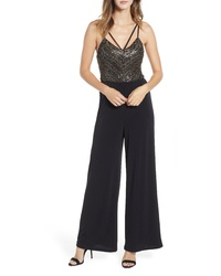 Black Sequin Jumpsuits for Women   Women s Fashion 7b5215d684