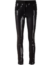 Sequinned trousers medium 383708