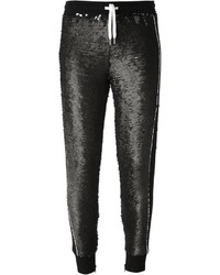 Filles a papa sue sequin jogging pants medium 122624