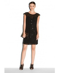Milly Carla Capsleeve Dress