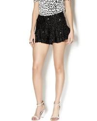 J.o.a. Sequin Shorts