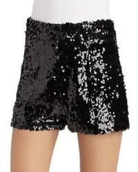 Sequined shorts medium 3662286
