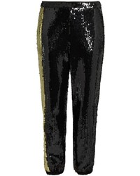 Sonia Rykiel Sequin Embellished Trousers