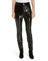 Frame Sequin Skinny Pants