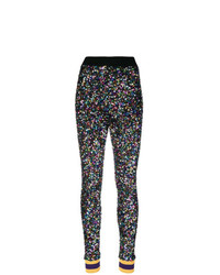 Ultràchic Sequined Skinny Trousers