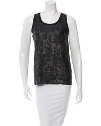 Prada Sport Sequined Top W Tags