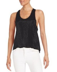 MLV Nori Sequined Tank Top