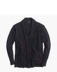 J.Crew Cashmere Cardigan Sweater With Shawl Collar