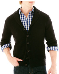 Claiborne Chunky Shawl Collar Cardigan