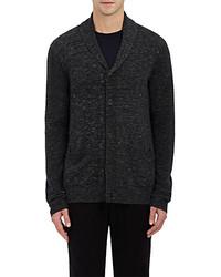 Barneys New York Cotton Cardigan Sweater