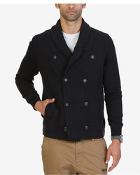 Nautica Double Breasted Cardigan