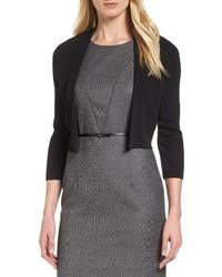 Fern short open front cardigan medium 3992923