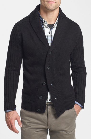 7 Diamonds Monaco Shawl Collar Cardigan | Where to buy & how to wear