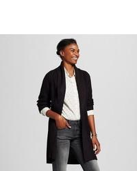 Merona Shawl Coat Open Cardigan