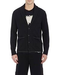 rag & bone Shawl Collar Cardigan Black Size Xl
