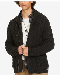 Denim & Supply Ralph Lauren Shawl Collar Full Zip Cardigan