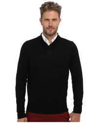 Culture Phit 100% Merino High Shawl Crew Sweater