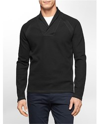 Calvin Klein Shawl Collar Sweater