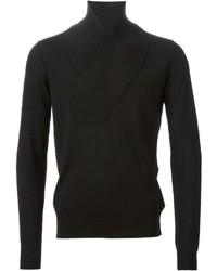 Paolo Pecora Shawl Neck Sweater