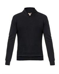 Bottega Veneta Shawl Neck Cashmere Sweater
