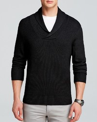 Bloomingdale's The Store At Merino Shawl Collar Sweater