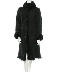 Andrew Marc Shearling Coat