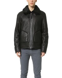 Mackage Ezio Shearling Jacket