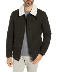 Cole Haan Signature Faux Field Jacket