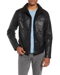 The Rail Faux Leather Jacket