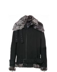 Ann Demeulemeester Fundatal Shearling Jacket