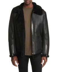 Bottega Veneta Genuine Shearling Jacket