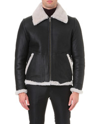 Tiger of Sweden Gumse Reversible Shearling Jacket