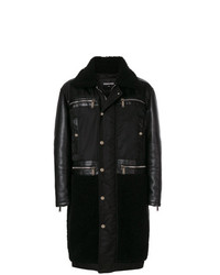 DSQUARED2 Mixed Texture Coat