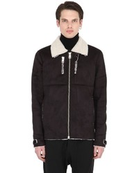 Numero 00 Faux Shearling Jacket
