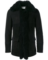 Shearling coat medium 741230