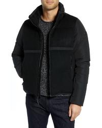 Tumi Wool Puffer Jacket