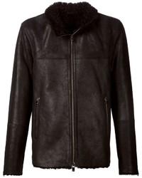 Zip front jacket medium 397549